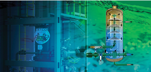 CrudeSep® Dissolved Gas Flotation