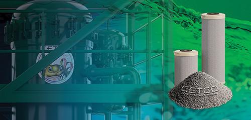 Hi-Flow® and CrudeSorb® Coalescer & Proprietary Media Treatment Package
