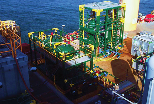 CETCO reduces consumables and OPEX by 1/3 for operator treating excursions in Gulf of Mexico