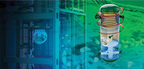 CrudeSep® Induced Gas Flotation