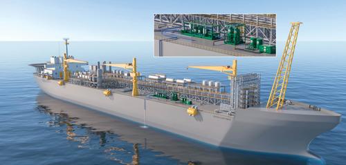 Modular Offshore Slop Treatment