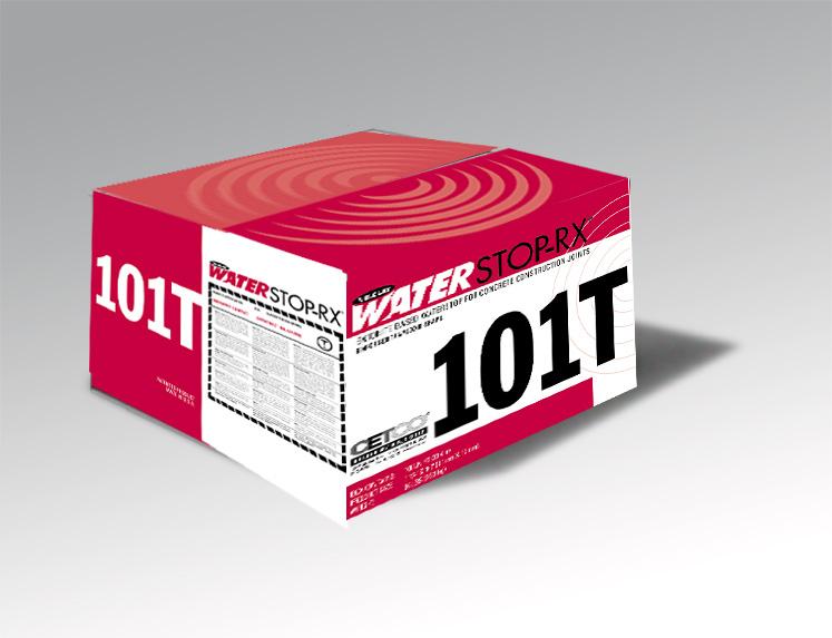 CETCO WATERSTOP-RX 101T包装